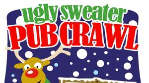 Cadillac Cantina : Ugly Sweater Pub Crawl Hoboken at Cadillac Cantina
