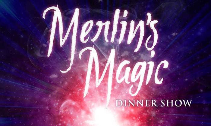 Rib Trader Restaurant - Orange: Merlin's Magic Dinner Show