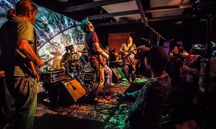 Lido Live - West Newport Beach: Grateful Dead Tribute Band Cubensis at Lido Live