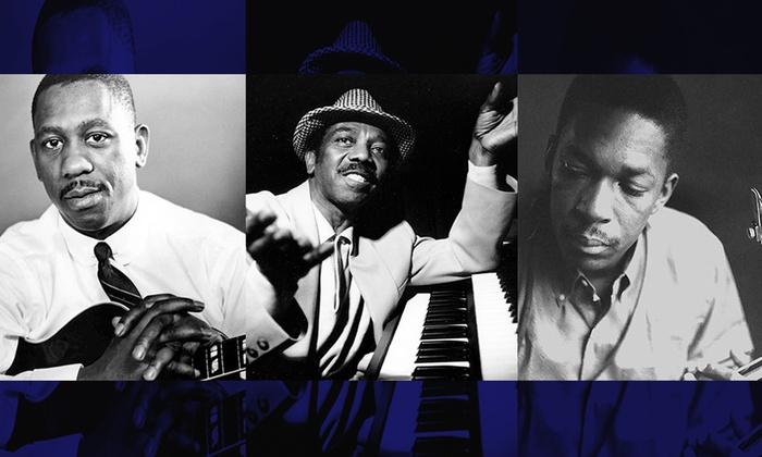 Jimmy Mak's - Portland: West Coast Blues at Jimmy Mak's
