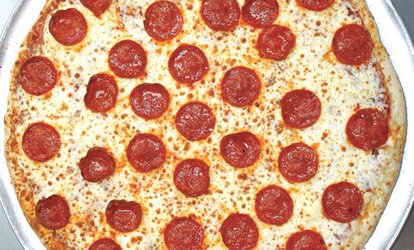 $10 For $20 Worth Of Pizza & Casual Dining