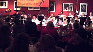 Boca Black Box : The Mike Morris Jazz Orchestra at Boca Black Box