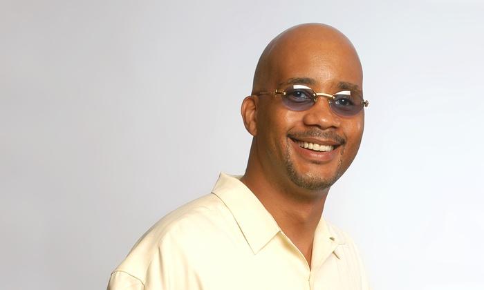 Comedian John Henton