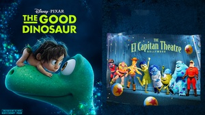 El Capitan Theatre: The Good Dinosaur at El Capitan Theatre