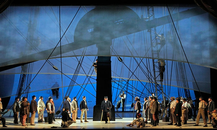 Dorothy Chandler Pavilion - Downtown Los Angeles: Moby-Dick at Dorothy Chandler Pavilion