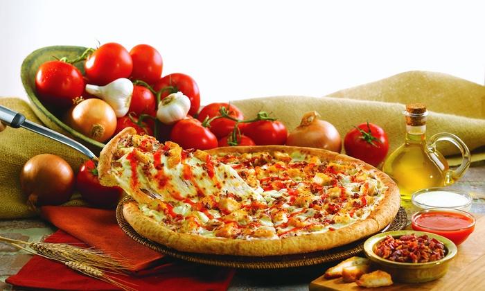 Papa John's Pizza - Hackensack - Botany Section: $10 For $20 Worth Of Papa John's Pizza