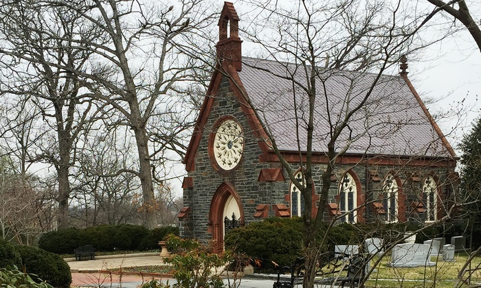 Oak Hill Cemetery - Georgetown: Haunted and Historic Tour of Georgetown at Oak Hill Cemetery
