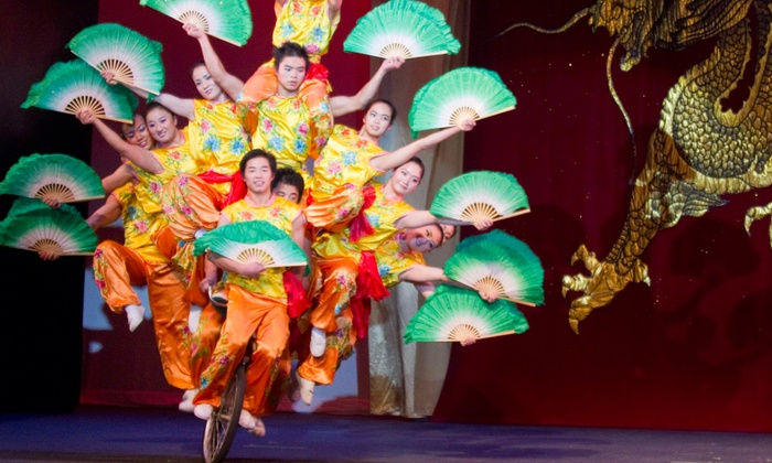 UW Meany Theater - Seattle: Peking Acrobats at UW Meany Theater