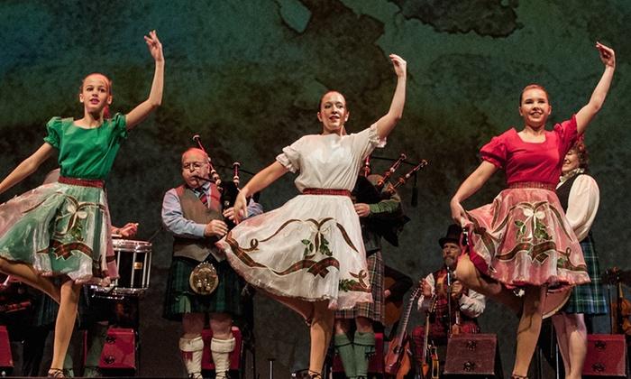 Rialto Center for the Arts - Downtown Atlanta: Celtic Christmas at Rialto Center for the Arts