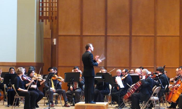 First Evangelical Presbyterian  - First Evangelical Presbyterian Church: Seattle Festival Orchestra: Brahms & Shostakovich in Renton at First Evangelical Presbyterian