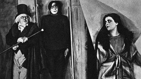 "The Cabinet of Dr. Caligari"" and ""The Devil's Assistant"" - Sunday October 29, 2017 / 4:00 pm 7597f49f-d0b8-4529-8f39-418eb8611920"