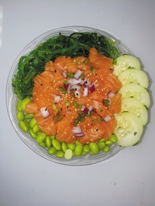 $10 For $20 Worth Of Hawaiian Poke Bowls & Beverages