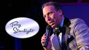 Tony Starlight Showroom: Tony Starlight Showroom - Friday September 9, 2016 / 8:00pm (Tony Starlight's Rat Pack Tribute)