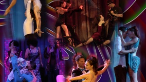 Aventura Arts & Cultural Center: Ballroom: South Beach Style at Aventura Arts & Cultural Center