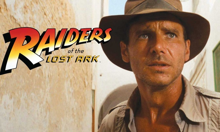 Raiders of the Lost Ark With Pacific Symphony