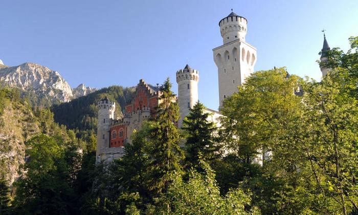 Ganztägige Tour Zum Schloss Neuschwanstein Ab München Mit Dem Zug Inklusive Fahrt Mit Dem Fahrrad Ab Füssen