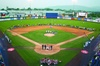 $24 For 2 Grandstand Rumble Ponies Tickets, 2 Hot Dogs & 2 Sodas (R...