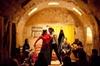 Espectáculo de flamenco en los Baños Árabes de Santa Maria en Córdoba