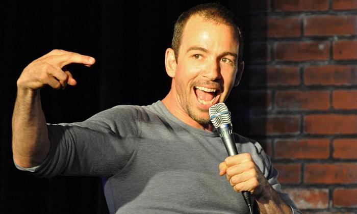 San Jose Improv - Downtown San Jose: Comedian Bryan Callen at San Jose Improv
