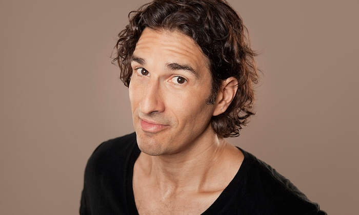 Stand-Up Scottsdale - Monterey Arcadia: Comedian Gary Gulman at Stand-Up Scottsdale