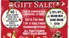 """All I Want For Christmas"" Holiday Gift Shopping Event! - Saturday,..."