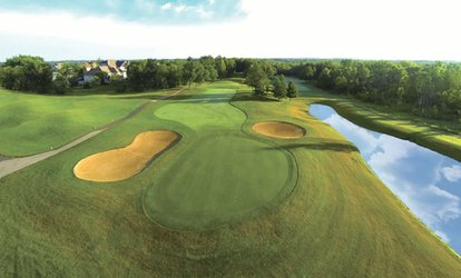 image for $98 For A Weekday Round Of Golf For 4 (Reg. $196)