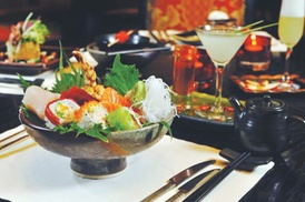 Laughing Buddha Bar: $10 For $20 Worth Of Sushi & Pan Asian Cuisine