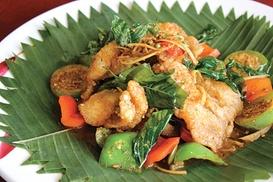 Thai Chili: $10 For $20 Worth Of Thai Dinner Dining & Beverages