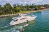 88' Ferretti Boat Rental with Jacuzzi and Jet Ski in Miami