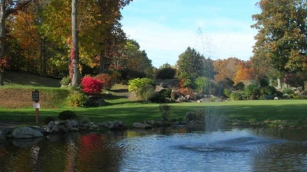 Online Booking - Round of Golf at Oak Hills Park Golf Course