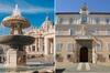 Gita di un giorno ai Musei Vaticani e alla residenza estiva del Pap...
