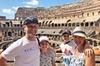 Tour del Colosseo e del Foro Romano per bambini e famiglie con prel...