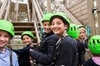 Short Circuit Ropes Course in Lorne