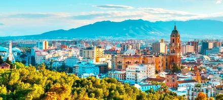 ✈ SPAIN | Malaga Casa de la Merced Suites 3* City centre