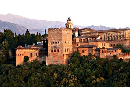 Visita guiada a la ciudad de la Alhambra