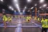 SKYZONE TRAMPOLINE PARK - Brentwood: $17 For 2 1-Hour Jump Passes (Reg. $34)