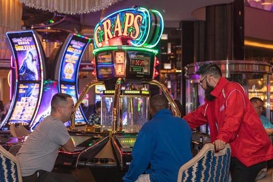 Dallas casino bus charter