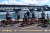The Easy Rider: Electric Bike Tour - a relaxed ride along Auckland'...