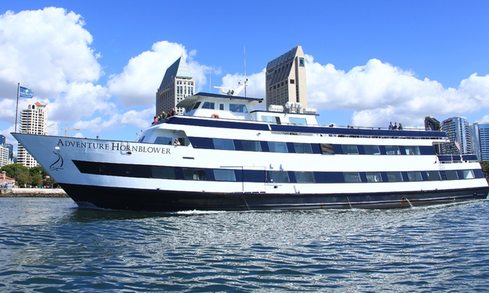 Hornblower Cruises & Events - Embarcadero: San Diego Bay Harbor Cruise
