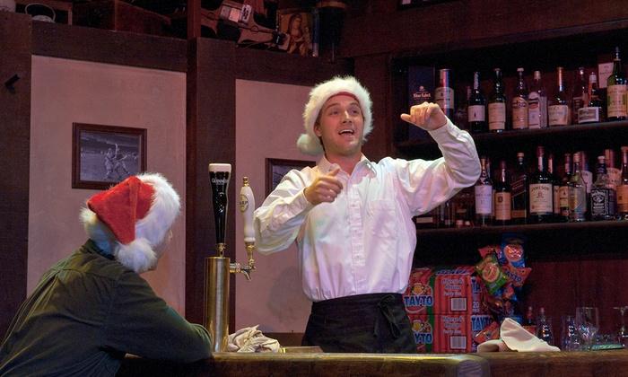 Keegan Theatre - Northwest Washington: An Irish Carol at Keegan Theatre