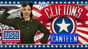 Clifton's : Clifton's 1940's USO Show