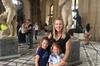 Excursion privée avec coupe-file pour enfants et familles: le Louv...