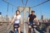 Blazing Saddles Bike Rentals & Tours - New York City: Brooklyn Bridge Spanish Bike Tour
