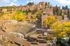 Visita privada a pie a la Alcazaba y los Palacios Nazaríes en Málaga