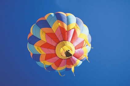 Experience: Sunrise or Sunset Champagne Hot Air Balloon Flight from Cornwall For just: £125.0