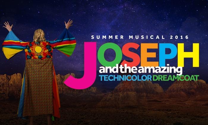 Dream City Church - Paradise Valley: Joseph and the Amazing Technicolor Dreamcoat