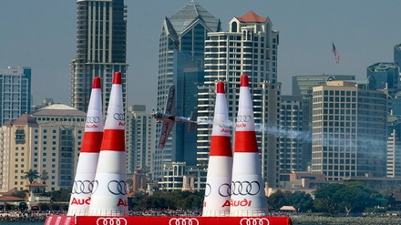Red Bull Air Race World Championship - April 15 & 16, 2017 at 11:30am