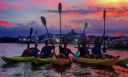 image for Guided Myrtle Beach Kayak Tour