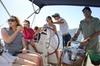 Experiencia en barco desde Port Vell en Barcelona