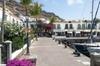 Día de compras en Gran Canaria, en Puerto de Mogan